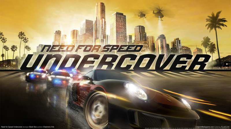 Need for Speed Undercover wallpaper or background 01