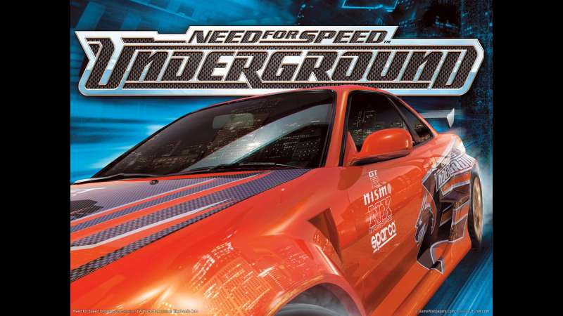 Need for Speed Underground wallpaper or background 04