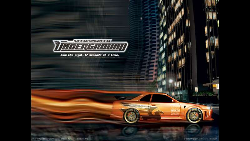 Need for Speed Underground wallpaper or background 05