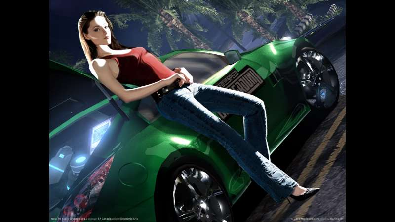 Need for Speed Underground 2 wallpaper or background 02