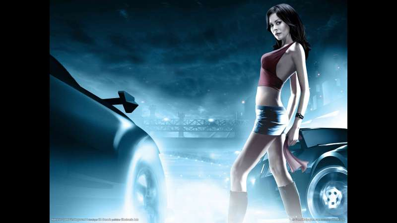 Need for Speed Underground 2 wallpaper or background 05