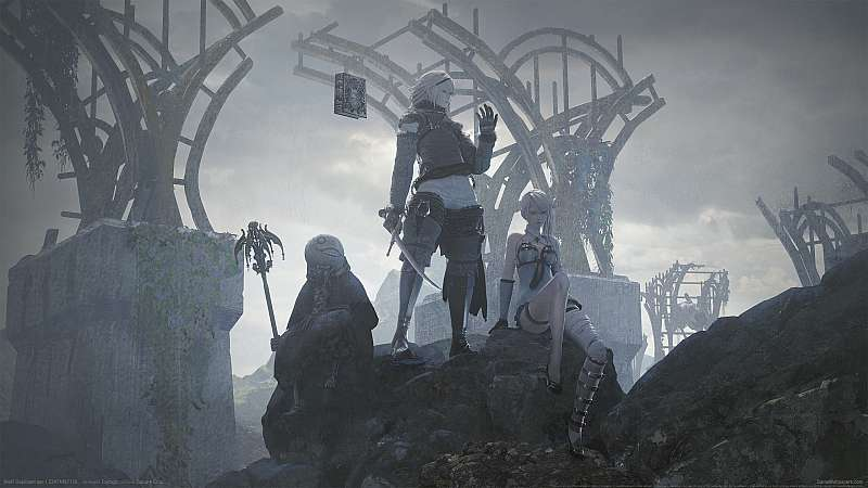 NieR Replicant ver.1.22474487139... wallpaper or background