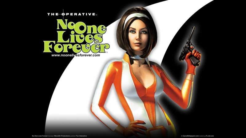 No One Lives Forever wallpaper or background