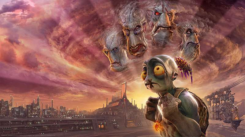 Oddworld: Soulstorm wallpaper or background