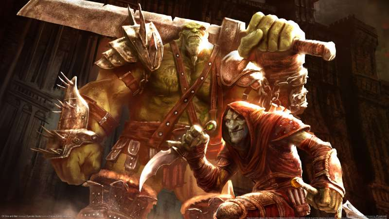 Of Orcs and Men wallpaper or background 01