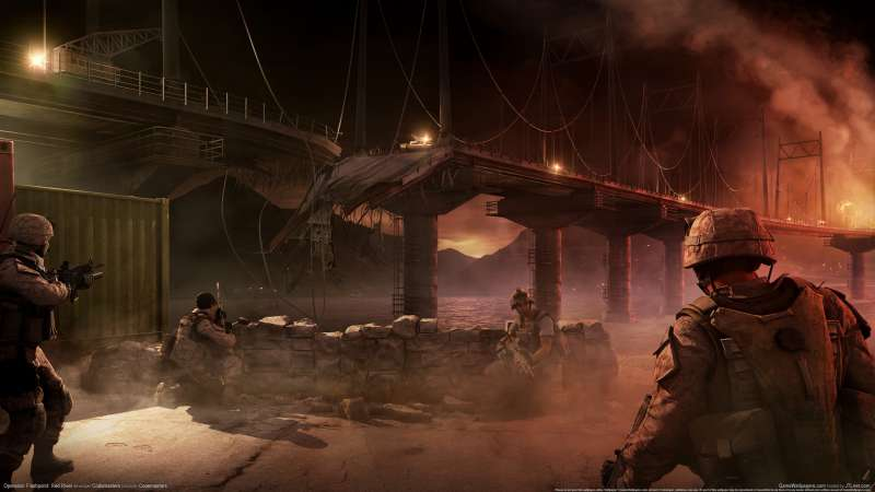 Operation Flashpoint: Red River wallpaper or background 05