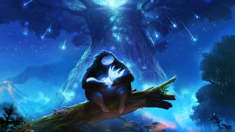 Ori and the Blind Forest wallpaper or background 01