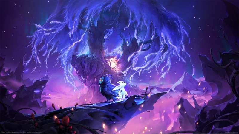 Ori and the Will of Wisps wallpaper or background