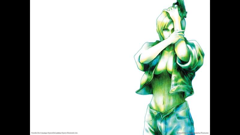 Parasite Eve 2 wallpaper or background 03