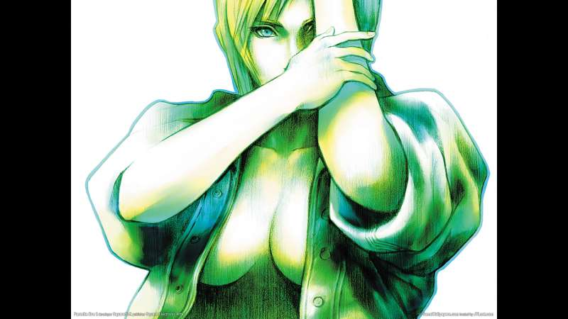 Parasite Eve 2 wallpaper or background 04