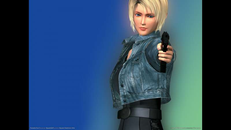 Parasite Eve 2 wallpaper or background