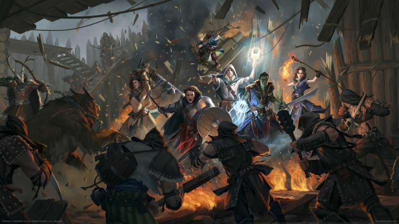 Pathfinder: Kingmaker wallpaper or background