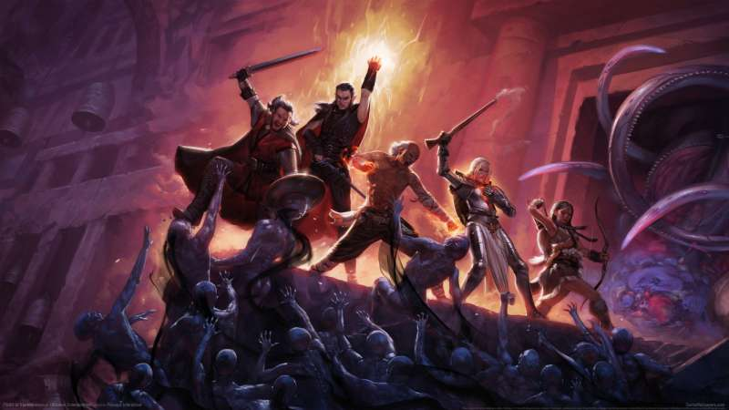 Pillars of Eternity wallpaper or background 01