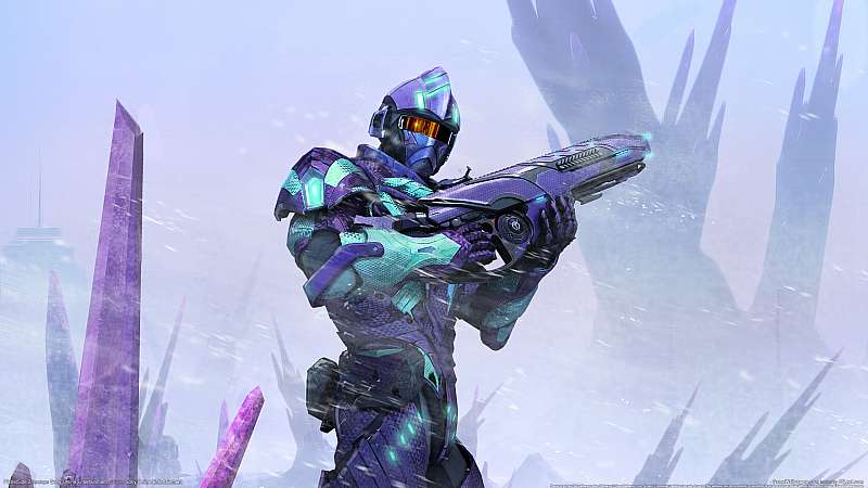 PlanetSide 2 wallpaper or background