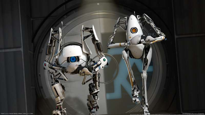 Portal 2 wallpaper or background 02