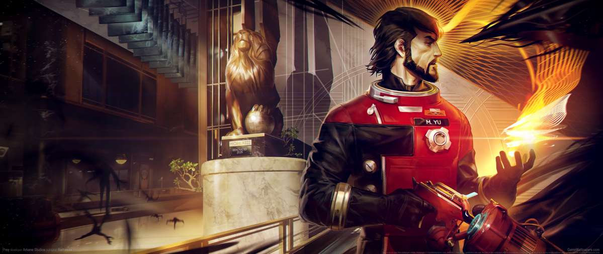 Prey wallpaper or background