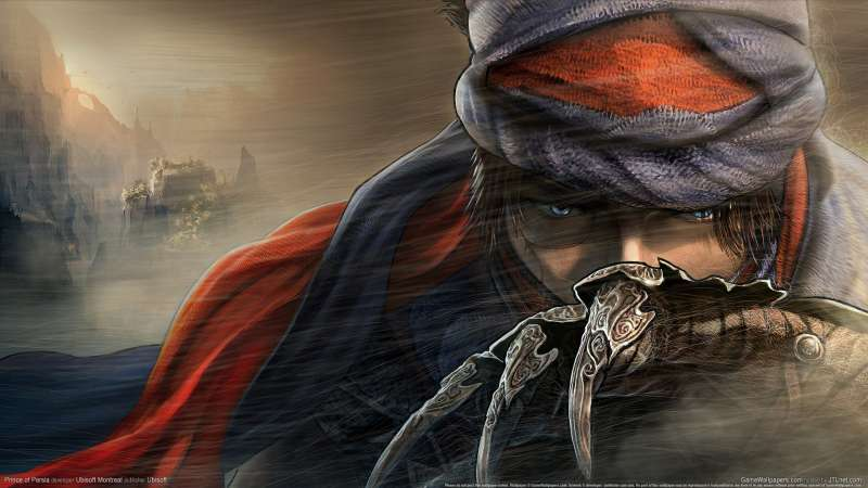 Prince of Persia wallpaper or background 03