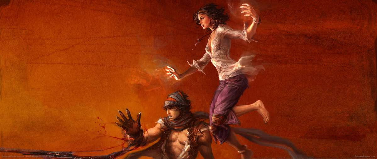 Prince of Persia ultrawide wallpaper or background 07