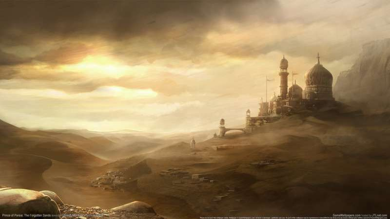 Prince of Persia: The Forgotten Sands wallpaper or background 01