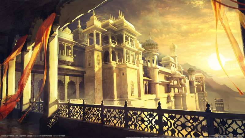 Prince of Persia: The Forgotten Sands wallpaper or background 02