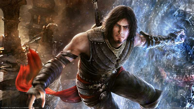 Prince of Persia: The Forgotten Sands wallpaper or background 04