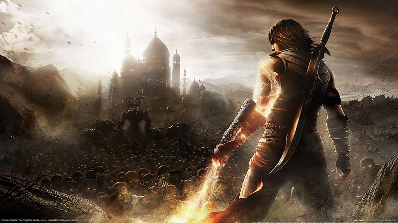 Prince of Persia: The Forgotten Sands wallpaper or background