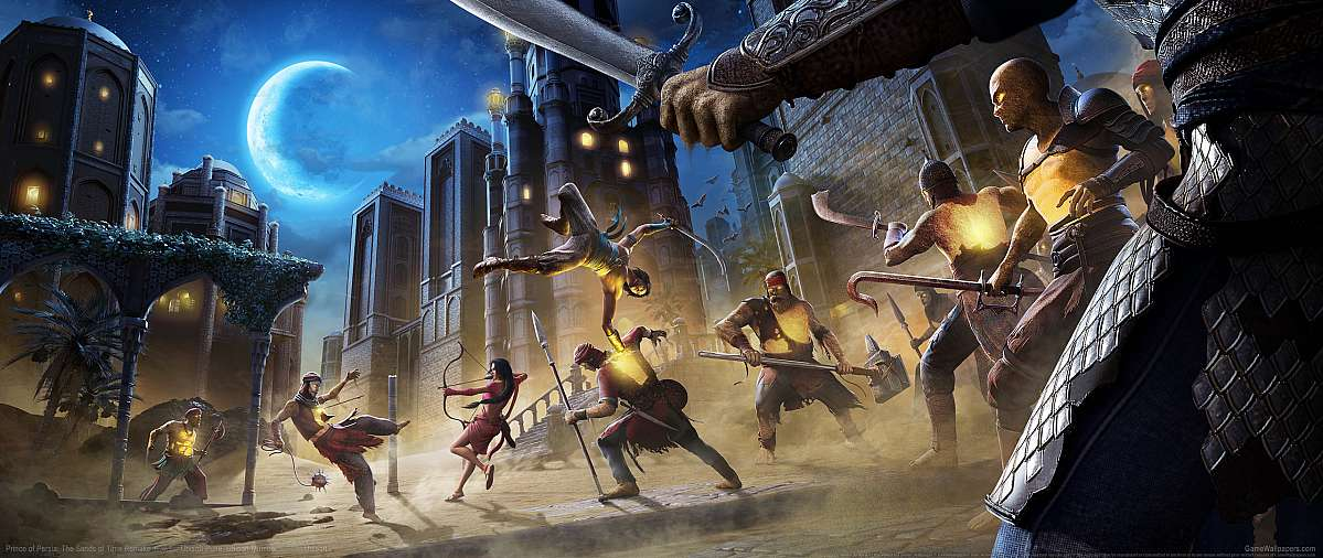 Prince of Persia: The Sands of Time Remake wallpaper or background