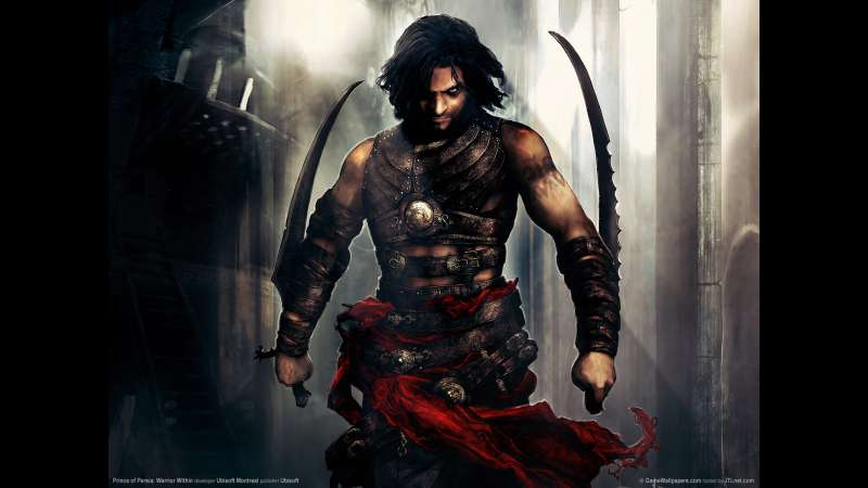 Prince of Persia: Warrior Within wallpaper or background 02
