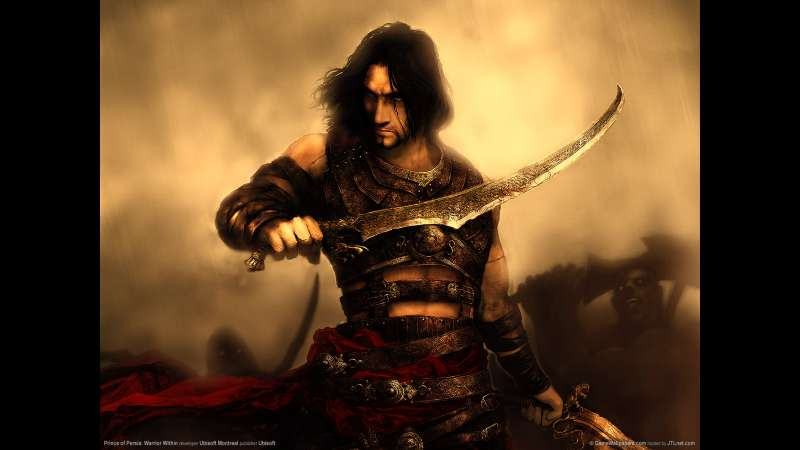 Prince of Persia: Warrior Within wallpaper or background 03
