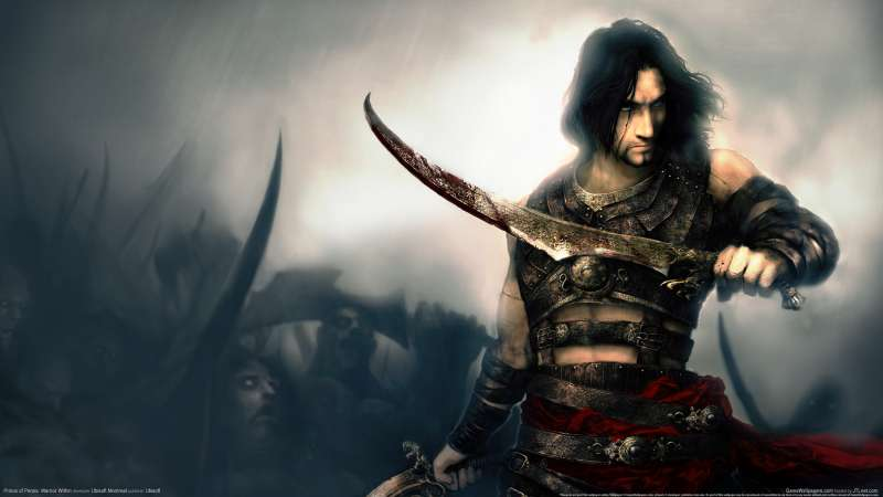 Prince Of Persia Warrior Within Wallpapers Or Desktop Backgrounds