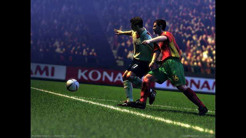 Pro Evolution Soccer 4 wallpaper or background