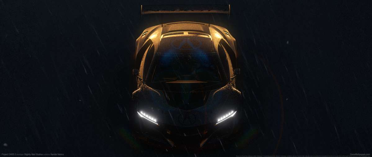 Project CARS 2 wallpaper or background