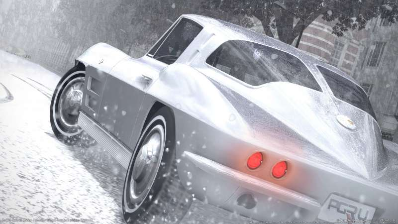 Project Gotham Racing 4 wallpaper or background 01