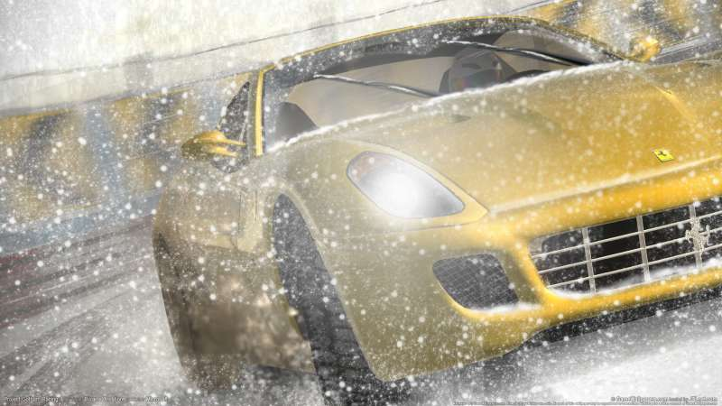 Project Gotham Racing 4 wallpaper or background 02