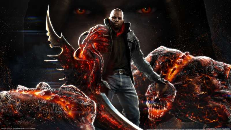Prototype 2 wallpaper or background 04