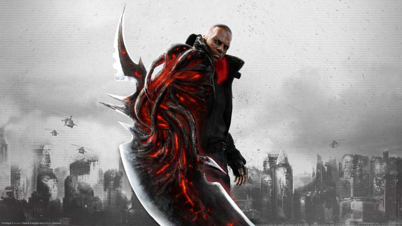 Prototype 2 wallpaper or background 05
