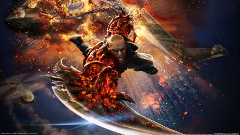 Prototype 2 wallpaper or background 06