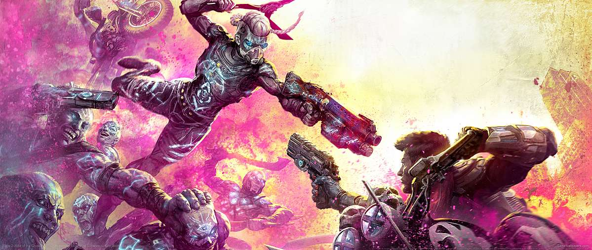 Rage 2: Rise of the Ghosts wallpaper or background