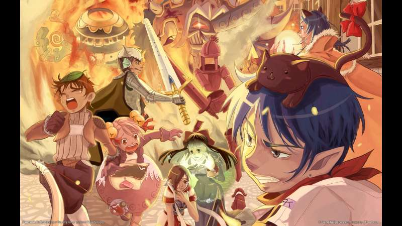 Ragnarok Online wallpaper or background 07