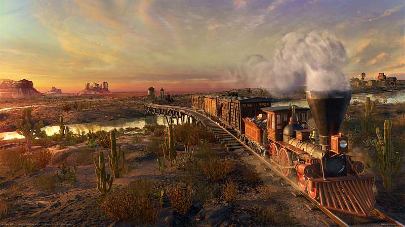 Railway Empire wallpaper or background