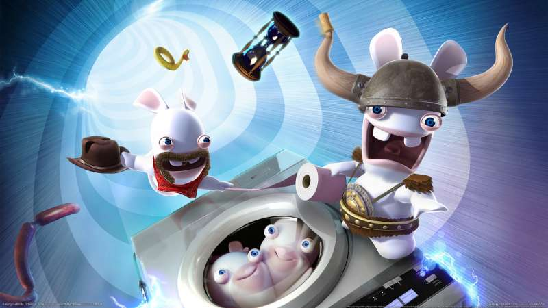 Raving Rabbids: Travel in Time wallpaper or background 02
