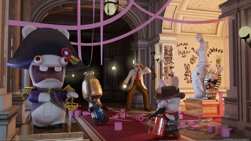 Raving Rabbids: Travel in Time wallpaper or background 04