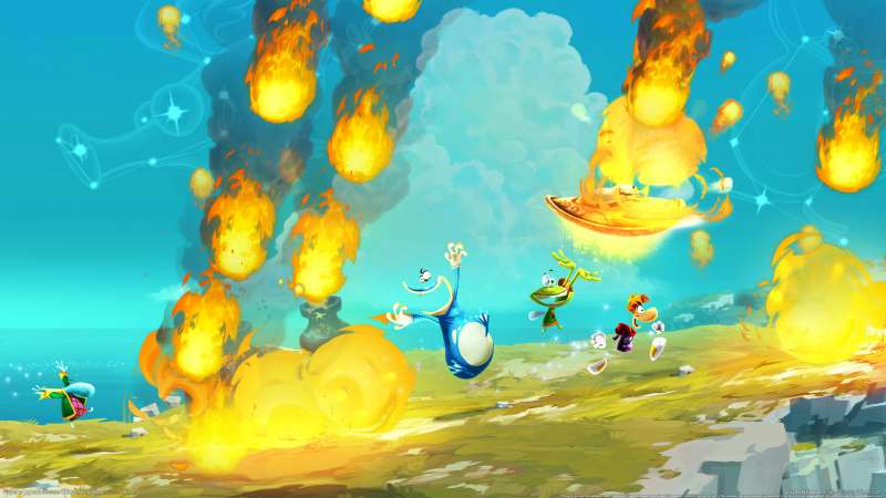 Rayman Legends wallpaper or background 04