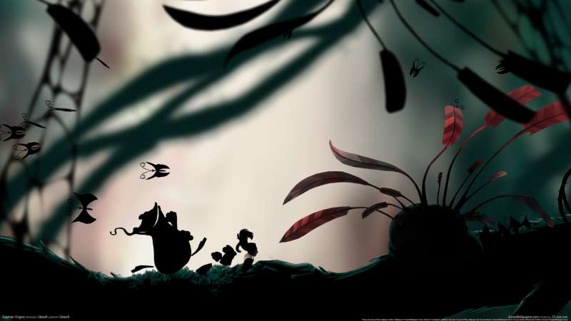 Rayman Origins wallpaper or background 01