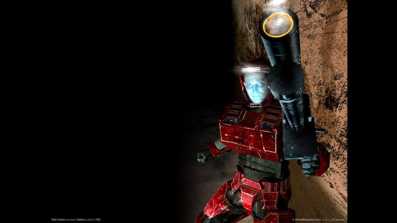Red Faction wallpaper or background 03