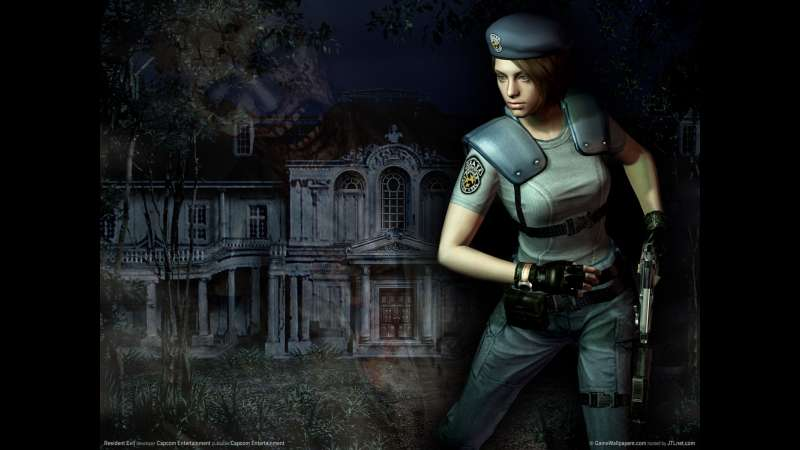 Resident Evil wallpaper or background