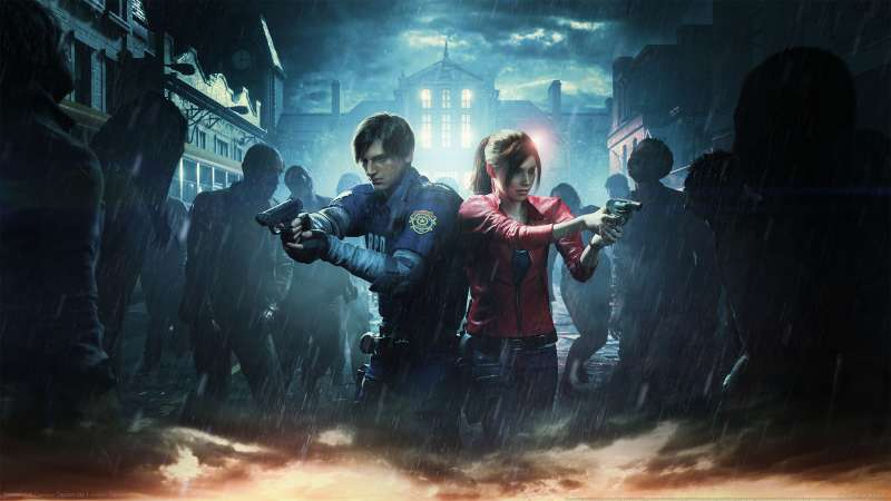 Resident Evil 2 wallpaper or background