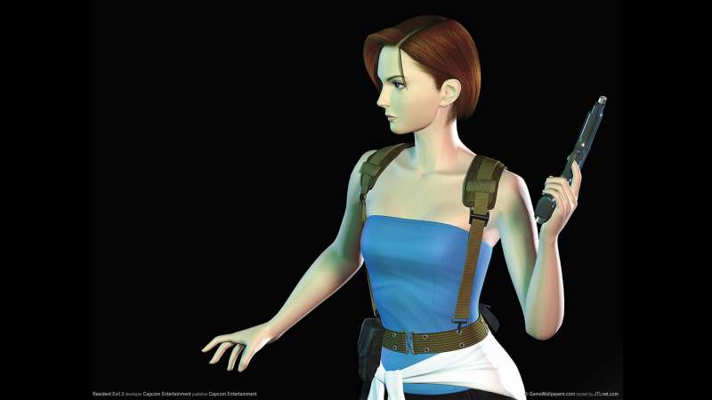 Resident Evil 3 wallpaper or background 02