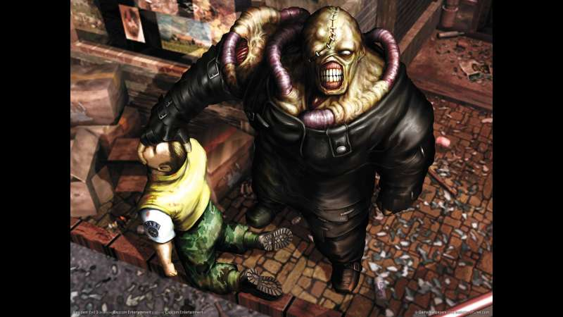 Resident Evil 3 wallpaper or background 03