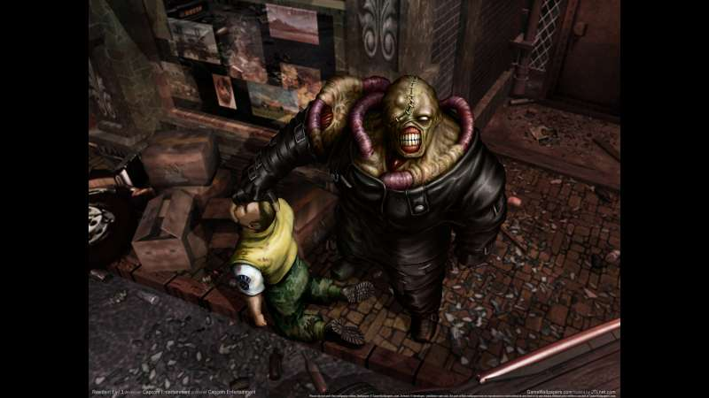 Resident Evil 3 wallpaper or background 05
